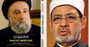 الشيخ احمد الطيب - السيد علي الامين