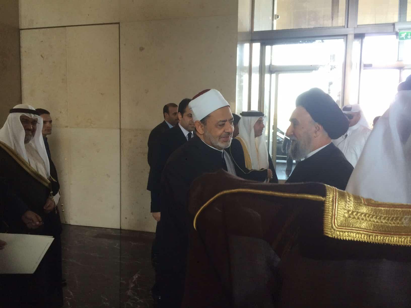 إجتماع مجلس حكماء المسلمين في مملكة البحرين IMG_0417