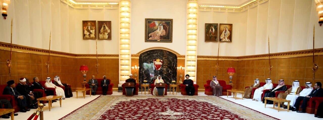 إجتماع مجلس حكماء المسلمين في مملكة البحرين IMG_0432