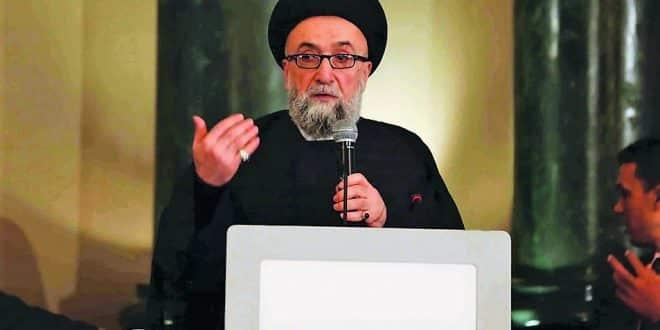 الامين | كلمة العلاّمة السيد علي الأمين إلى إفتتاحية مؤتمر الأزهر لمواجهة التطرّف والإرهاب