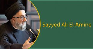 Sectarianism الأمين | موقع المرجع الديني السيد علي الأمين ، لبنان