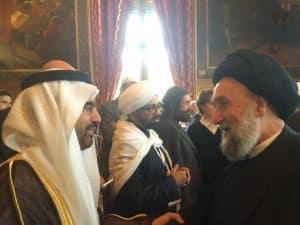 الامين | حوار الثقافات والأديان في خدمة السلام العالمي - باريس 5