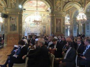 الامين | حوار الثقافات والأديان في خدمة السلام العالمي - باريس 6
