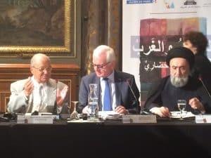 الامين | حوار الثقافات والأديان في خدمة السلام العالمي - باريس 8