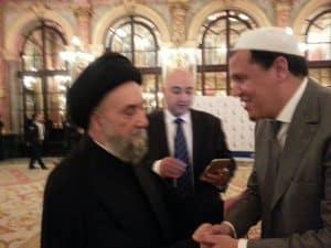 الامين | حوار الثقافات والأديان في خدمة السلام العالمي - باريس 10