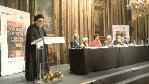 الامين | حوار الثقافات والأديان في خدمة السلام العالمي - باريس 12