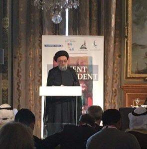 الامين | حوار الثقافات والأديان في خدمة السلام العالمي - باريس 1