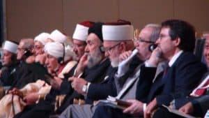 الامين | ولاية الدّولة والحاكميّة: كلمة العلاّمة السيد علي الأمين في منتدى تعزيز السلم - أبو ظبي 4