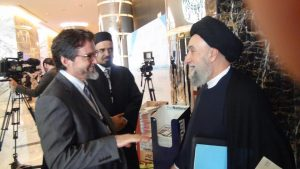 الامين | ولاية الدّولة والحاكميّة: كلمة العلاّمة السيد علي الأمين في منتدى تعزيز السلم - أبو ظبي 9