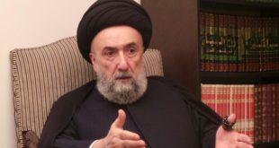 Ali al-Amin علي الامين لـ اليوم: تدخل حزب الله في سوريا يقوده إلى المجهول الأمين | موقع المرجع الديني السيد علي الأمين ، لبنان