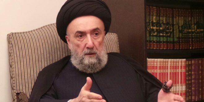 الامين | المرجع الشيعي اللبناني علي الأمين لـ اليوم: تدخل حزب الله في سوريا يقوده إلى المجهول 1