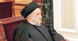القبس الكويتية : Ali al-Amin علي الامين : إيران تحتكر التشيع السياسي الأمين | موقع المرجع الديني السيد علي الأمين ، لبنان