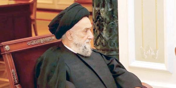 السيد علي الأمين: إيران تحتكر التشيع السياسي 1-460