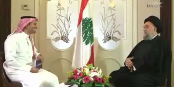 الامين | MBC برنامج بالمختصر - حوار مع العلاّمة السيد علي الأمين - الإعلامي ياسر العمرو