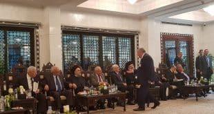 الامين | العلاّمة السيد علي الأمين في مصر للمشاركة في الندوة العالمية ( الإسلام والغرب .. تنوّع وتكامل ) 1