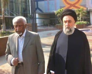 الامين | مجلس حكماء المسلمين ينعي المشير عبد الرحمن سوار الذهب الرئيس السوداني الأسبق رحمه الله 3