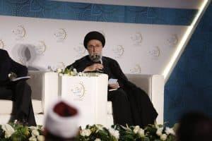 الامين | العلاّمة السيد علي الأمين: الأديان لا تدعو للعصبية والشعبوية بل إلى مكارم الأخلاق 5