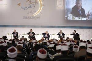 الامين | العلاّمة السيد علي الأمين: الأديان لا تدعو للعصبية والشعبوية بل إلى مكارم الأخلاق 1