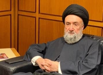 His Eminence Sayyed Ali Al-Amin extends his condolences to the New Zealand government for the victims of the terrorist crime IMG_1552655027849