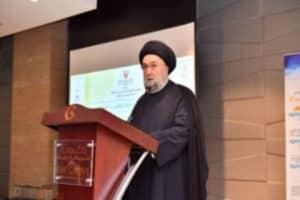 مؤتمر الزكاة – البحرين- العلاّمة السيد علي الأمين: الإسلام يطلب منا سد حاجات بني البشر وتكريمهم %D8%A7%D9%84%D8%B3%D9%8A%D8%AF-%D8%B9%D9%84%D9%8A-%D8%A7%D9%84%D8%A3%D9%85%D9%8A%D9%86-2-Phone-300x200