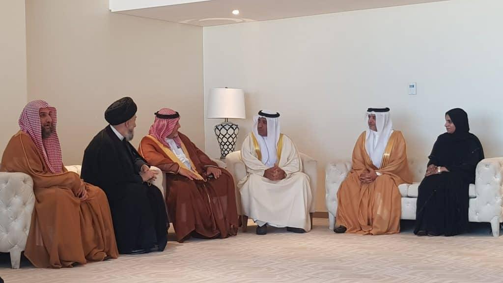 المؤتمر الدولي الزكاة والتنمية الشاملة – مملكة البحرين 20191015_091320-1024x576