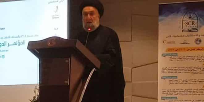 مؤتمر الزكاة – البحرين- العلاّمة السيد علي الأمين: الإسلام يطلب منا سد حاجات بني البشر وتكريمهم Sayyed-Ali-Al-Amin-Bahrain-Kingdom-Zakat-conference-e1571487827474-660x330